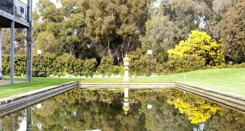 General view Lindenwarrah At Milawa
