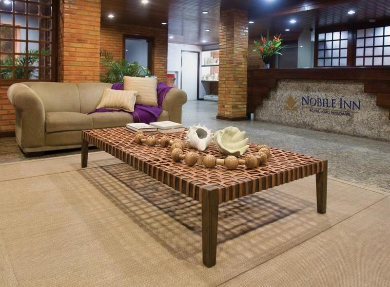 General view Nobile Inn Royal Joao Pessoa