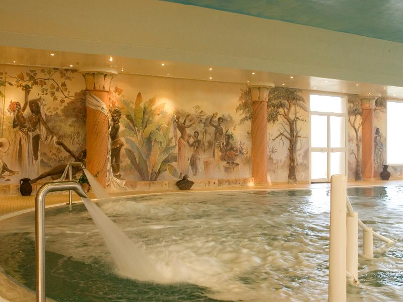 Sports and Entertainment Africajade Thalasso