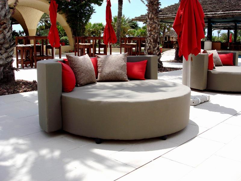 Terrace Africajade Thalasso