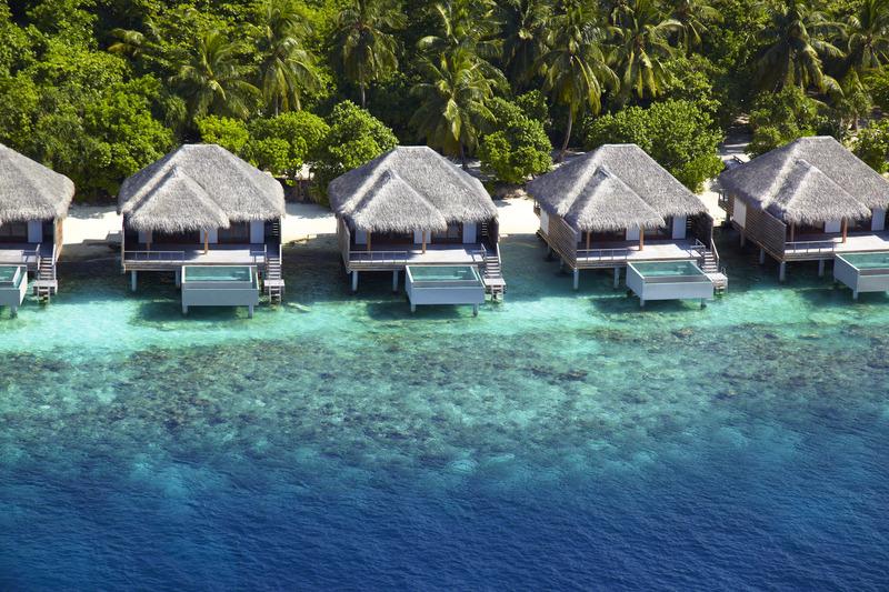 General view Dusit Thani Maldives