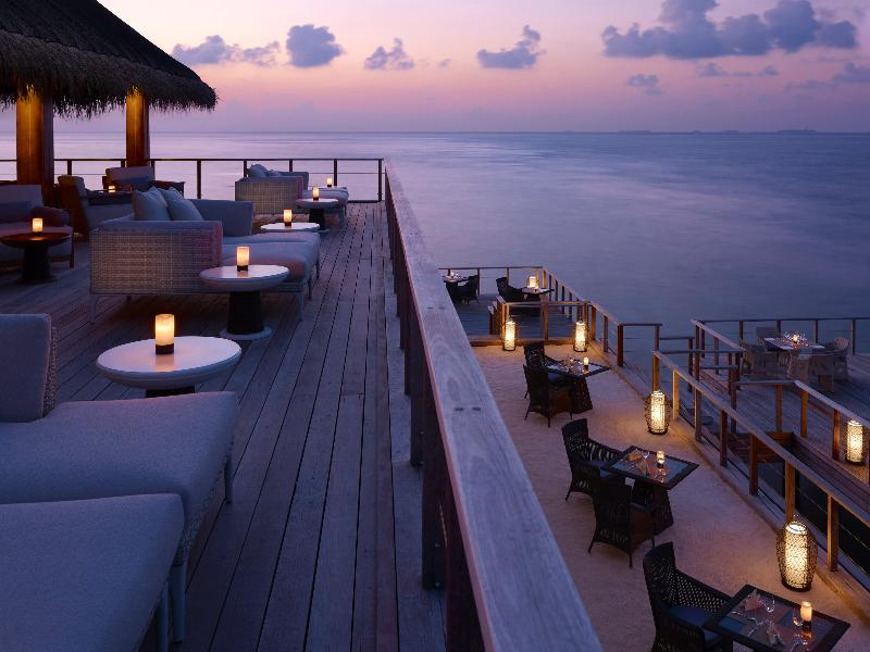 Restaurant Dusit Thani Maldives