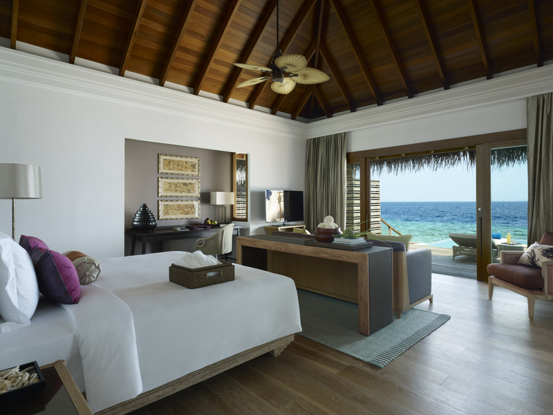 Room Dusit Thani Maldives
