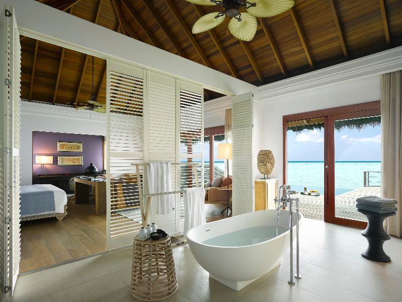 Room Dusit Thani Maldives