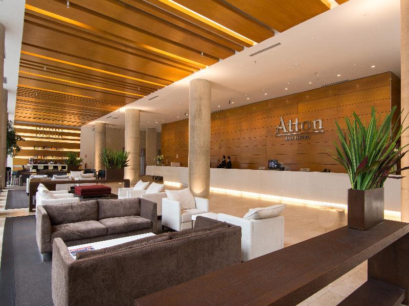 Lobby Atton San Isidro