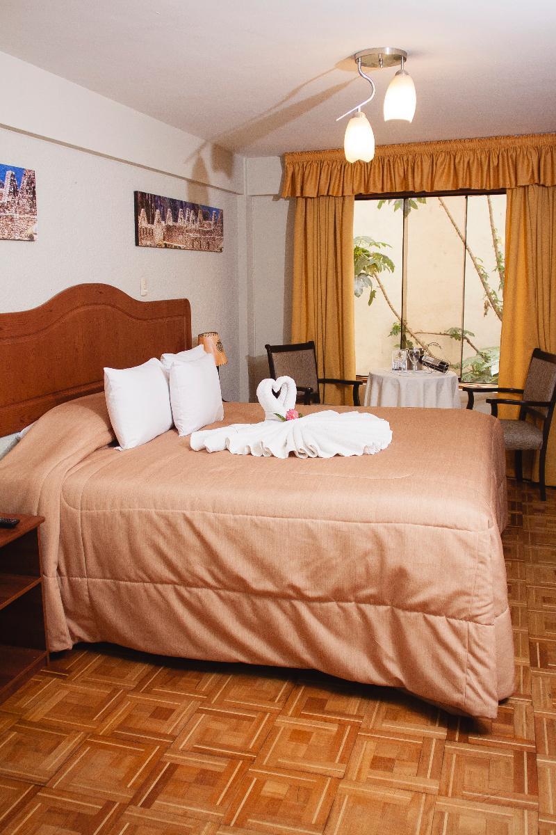 Hotel De La Villa Hermoza - Room - 1