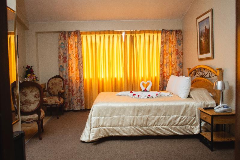 Hotel De La Villa Hermoza - Room - 5