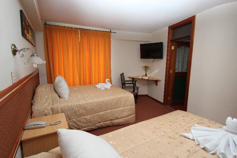 Hotel De La Villa Hermoza - Room - 6