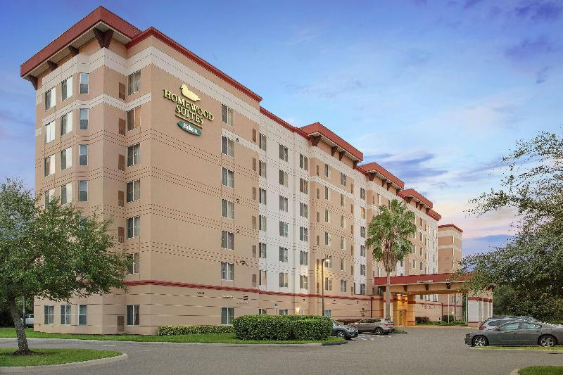 General view Homewood Suites By Hilton Tampa-brandon