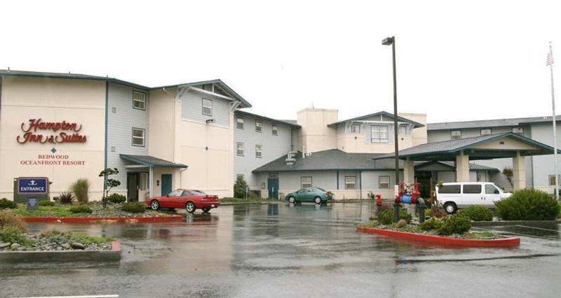General view Hampton Inn & Suites Crescent Cty