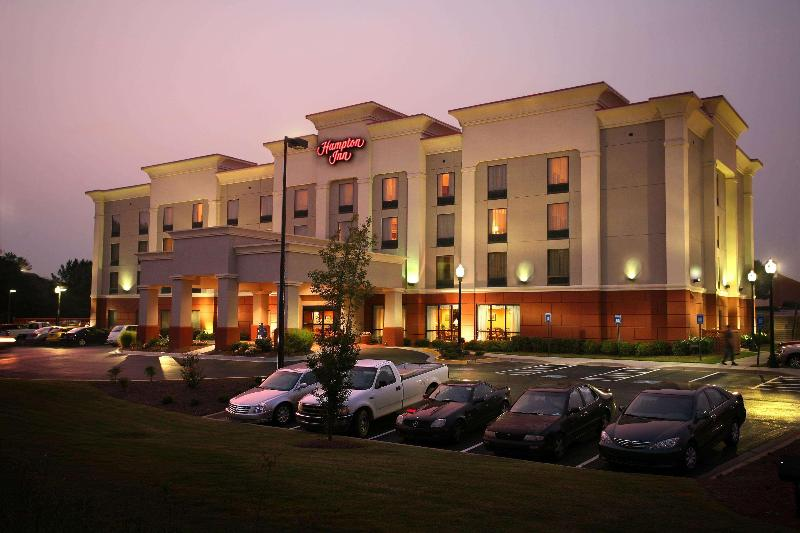 General view Hampton Inn Carrollton