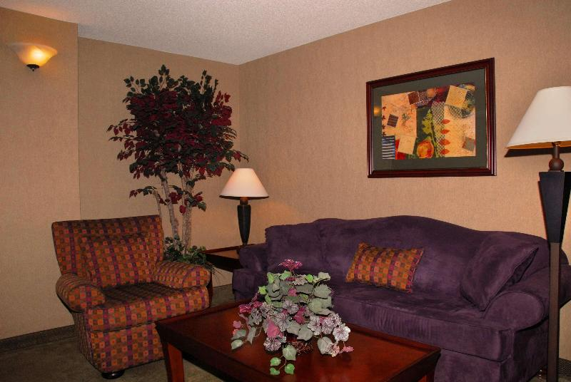 Room Hampton Inn Van Buren