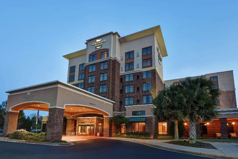 General view Homewood Suites By Hilton Mobile - East Bay -