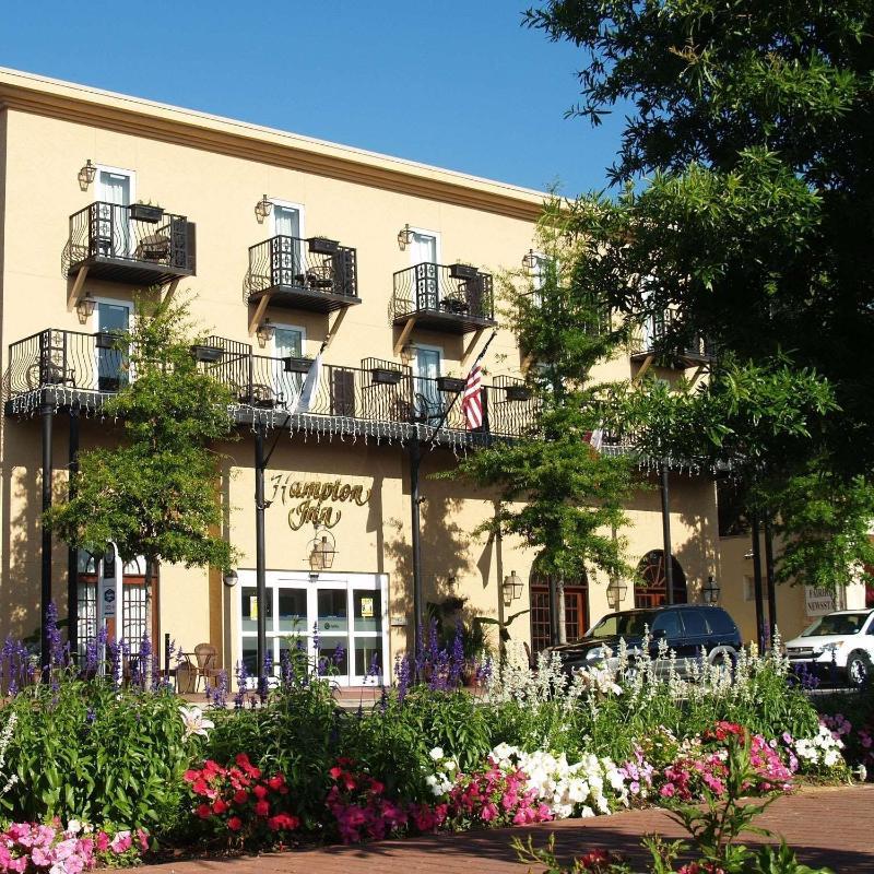 General view Hampton Inn Fairhope-mobile Bay