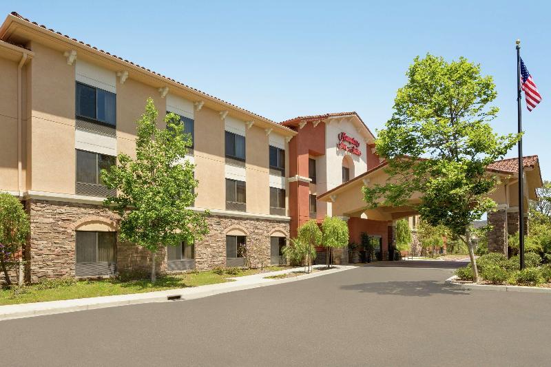 General view Hampton Inn & Suites Thousand Oaks, Ca