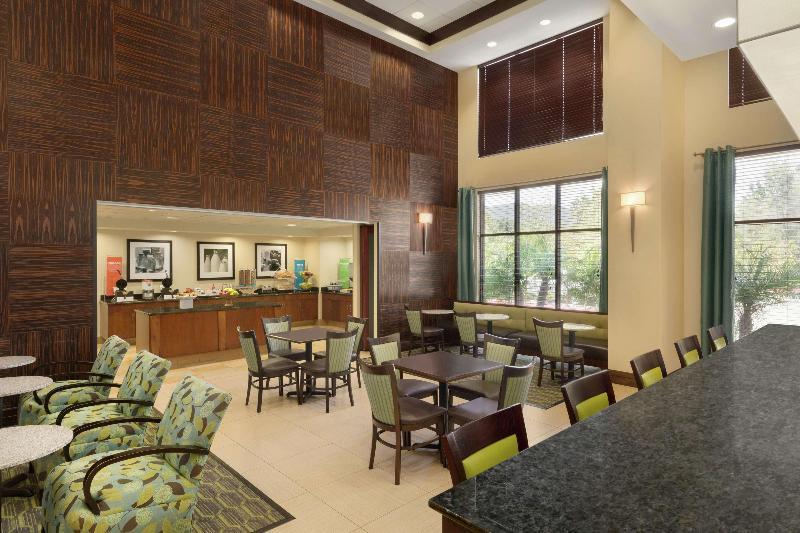 Lobby Hampton Inn & Suites Thousand Oaks, Ca