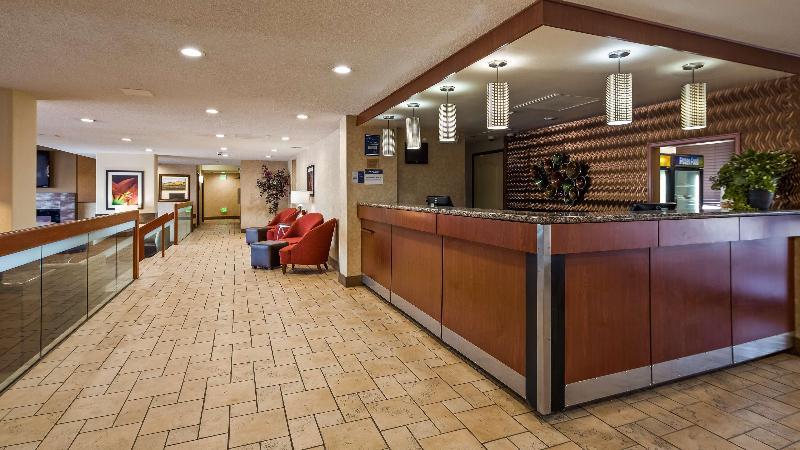 Lobby Best Western Plus Denver Tech Center Hotel
