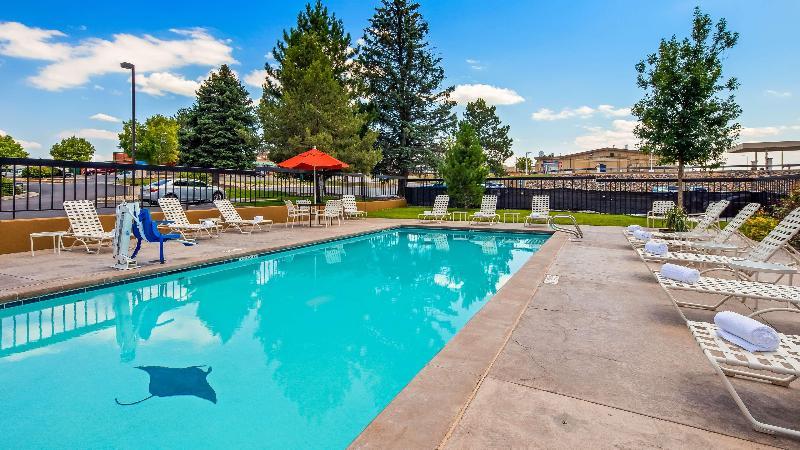 Pool Best Western Plus Denver Tech Center Hotel