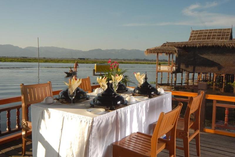 Foto del Hotel Paramount Inle Resort del viaje viaje myanmar 10 dias