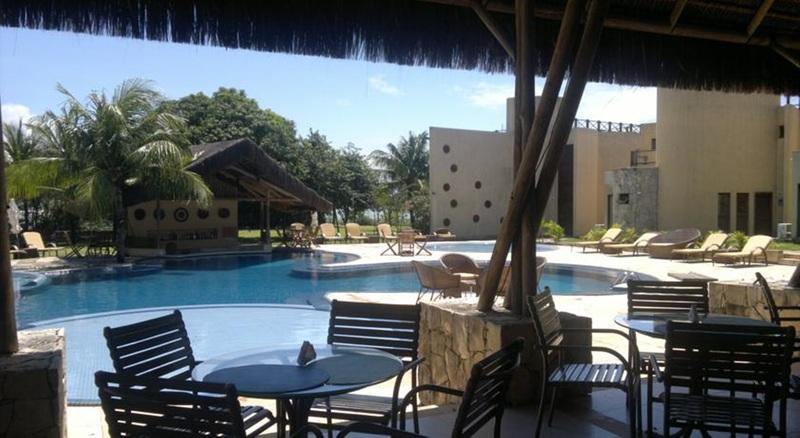 Pool Sun Bay Hotéis - Pipa