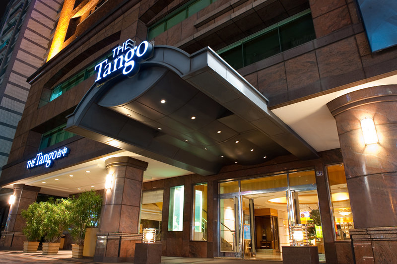 天閣酒店-台中 The Tango Taichung
