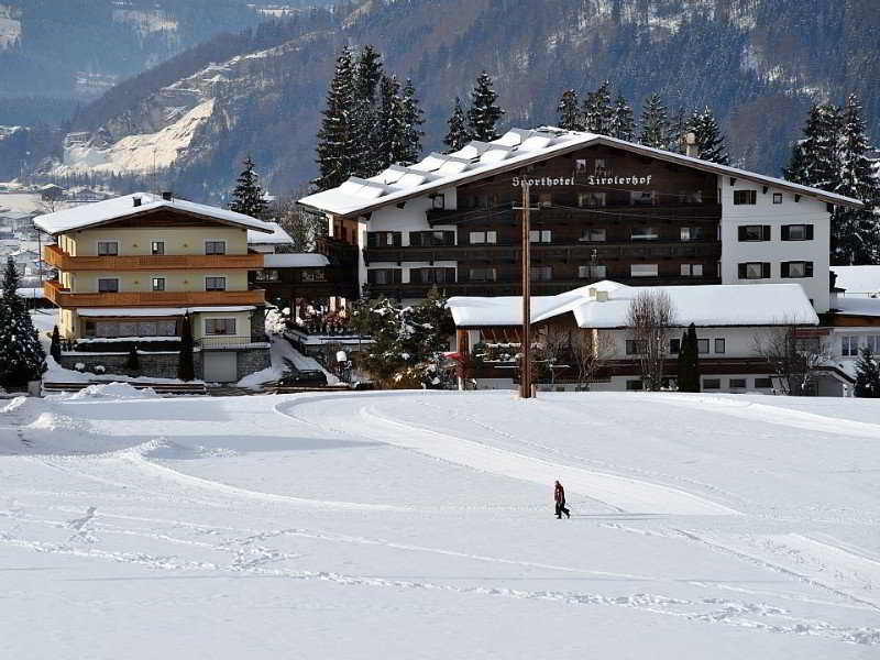 General view Sporthotel Tirolerhof