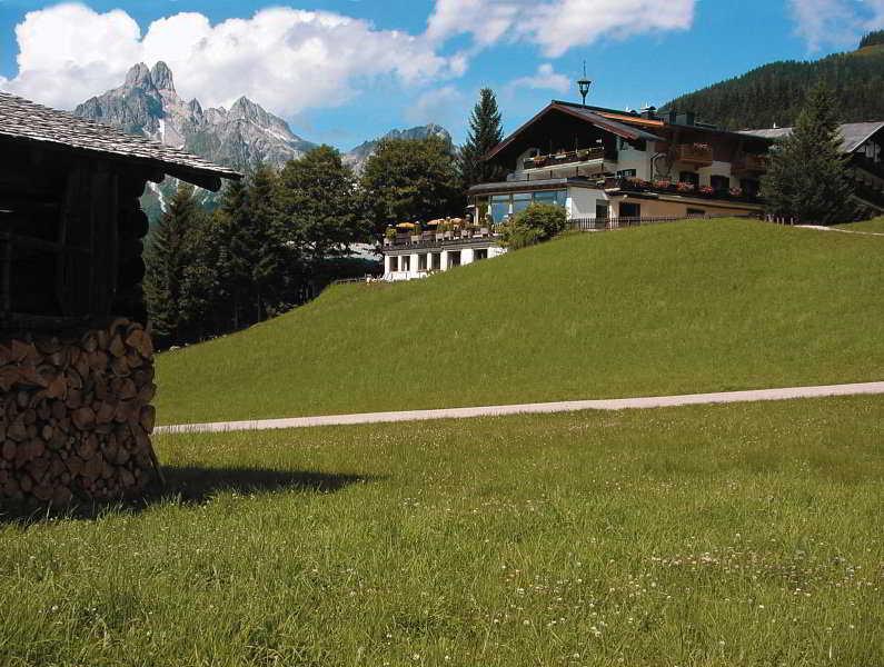 General view Hotel Alpenkrone
