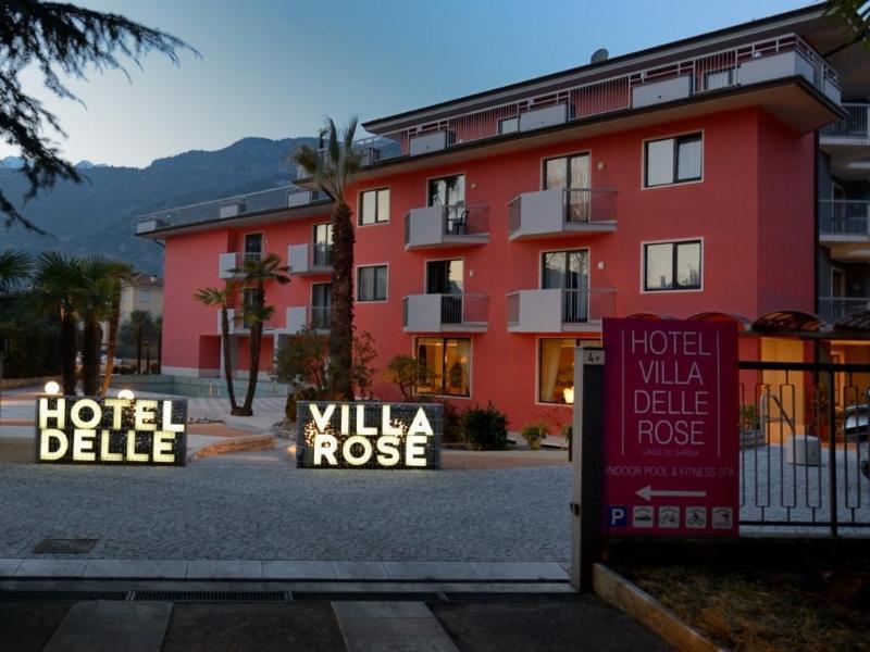 General view Hotel Villa Delle Rose