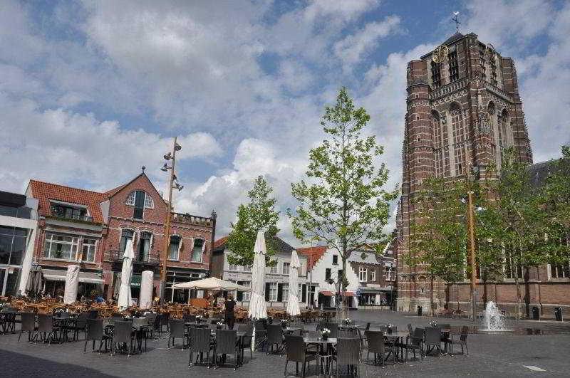 Terrace Golden Tulip Oosterhout