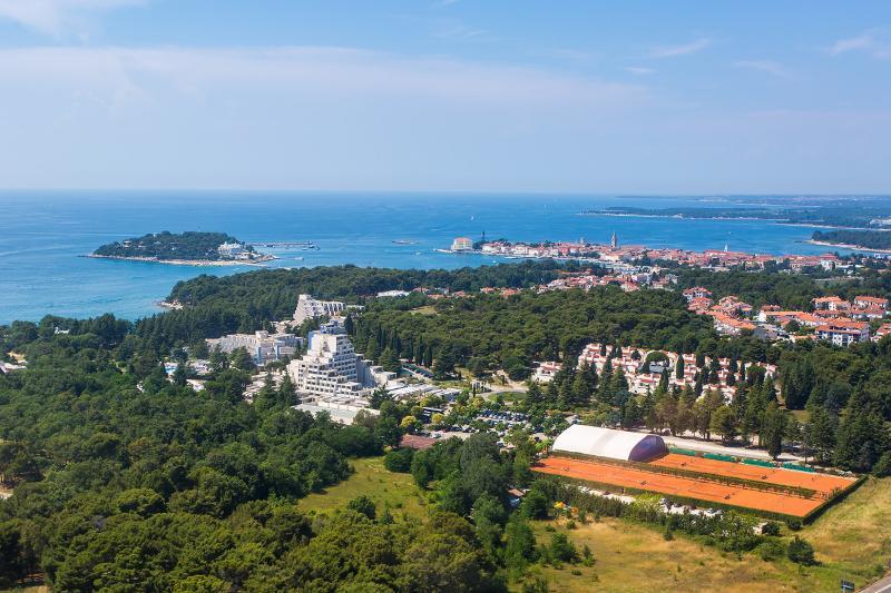 General view Valamar Diamant Residence