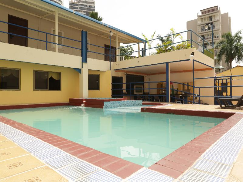 Pool La Cresta Inn
