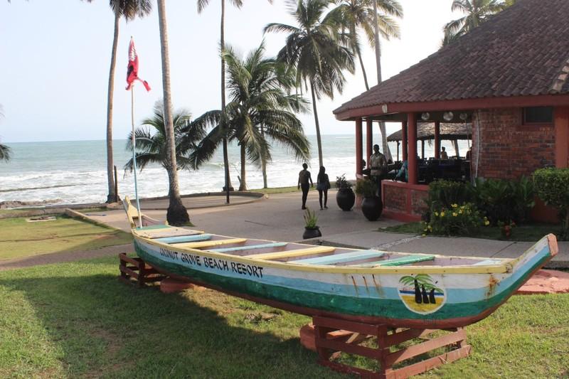 General view Coconut Grove Beach Resort