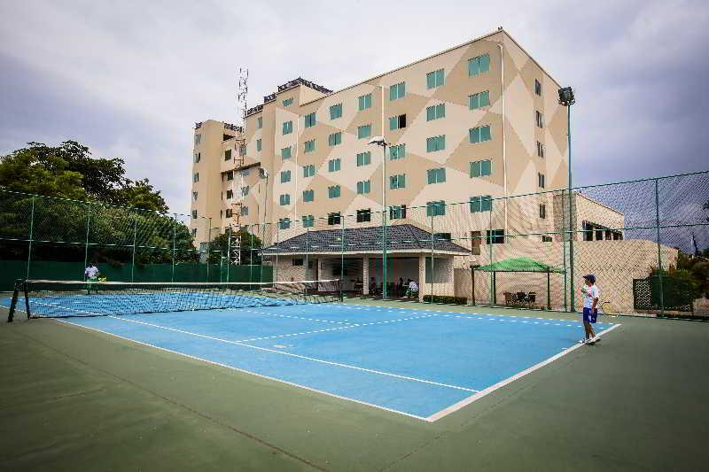 Sports and Entertainment Alisa Hotel