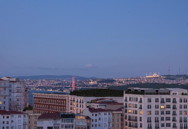 General view Bvs Lush Hotel Taksim