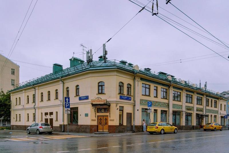 General view Sretenskaya