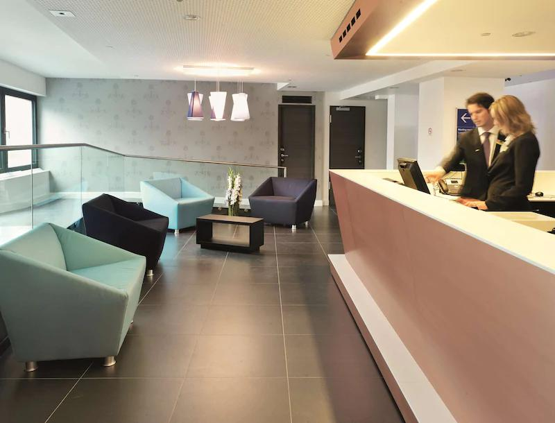 Park Inn Luxembourg City - General - 0