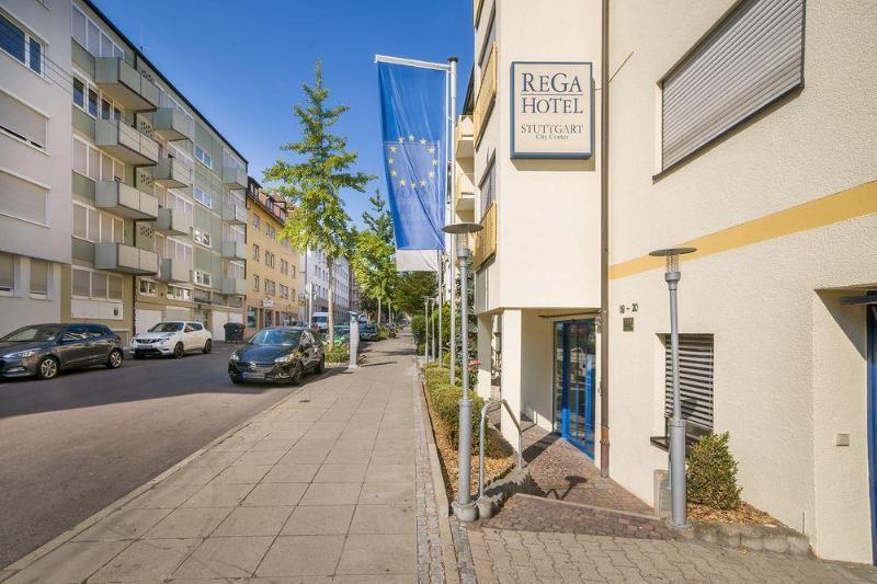 Rega Stuttgart - Hotel - 6