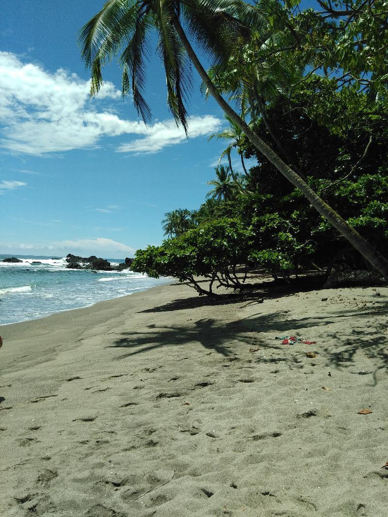 Beach Rancho Corcovado