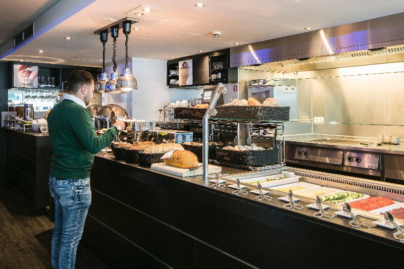 Restaurant Crown Hotel Eindhoven