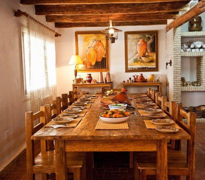 Dar Zargouni Hotel - Restaurant - 1