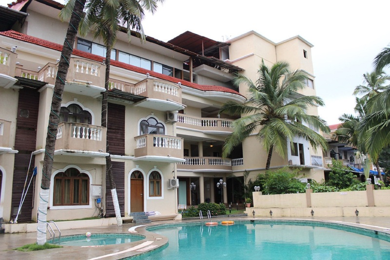 General view Sukhmantra Resort And Spa
