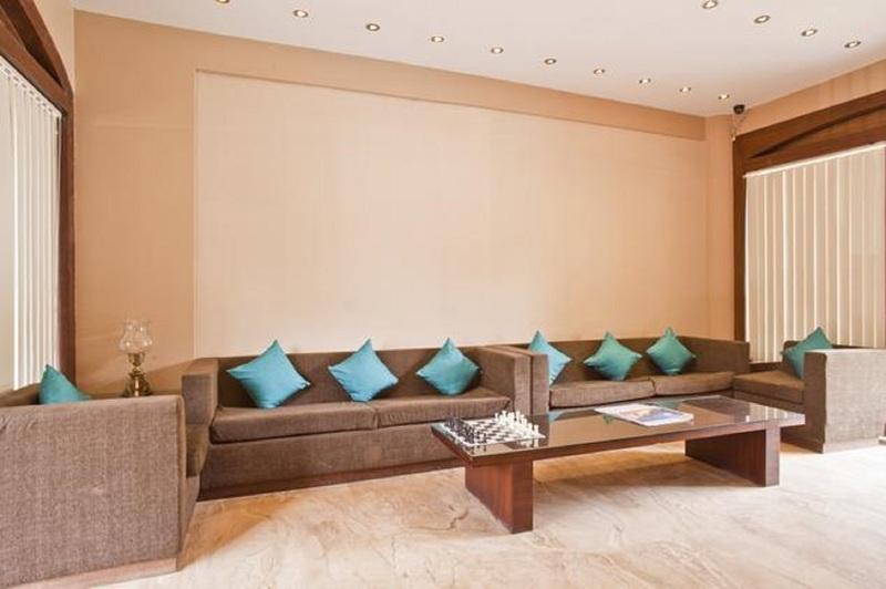 Lobby Sukhmantra Resort And Spa
