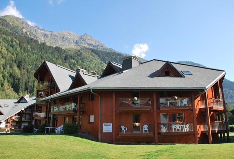 General view Residence Nemea La Nevez