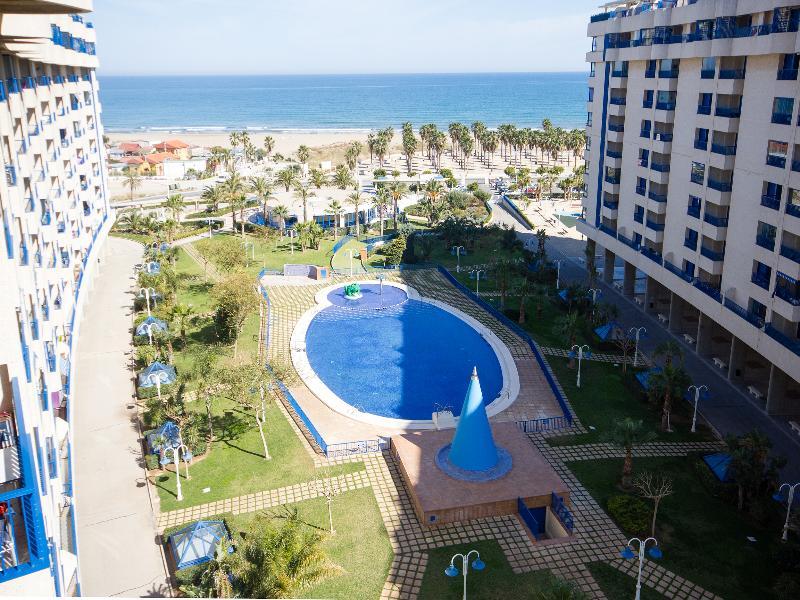 Lobby Patacona Resort