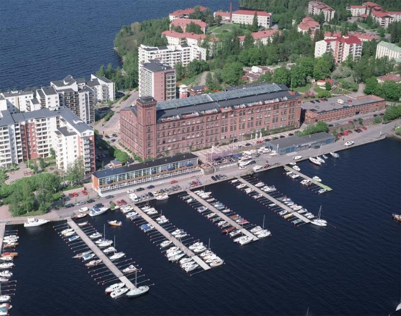 General view Holiday Club Tampereen Kylpyla