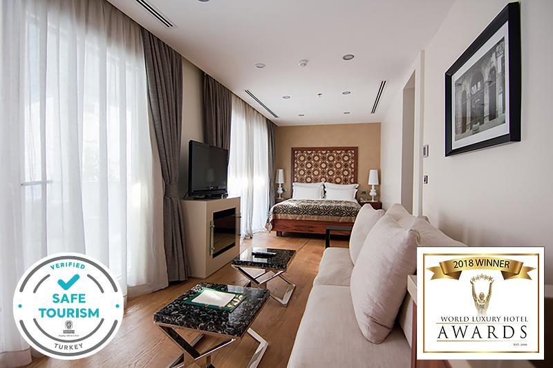 General view Stories Hotel Kumbaraci