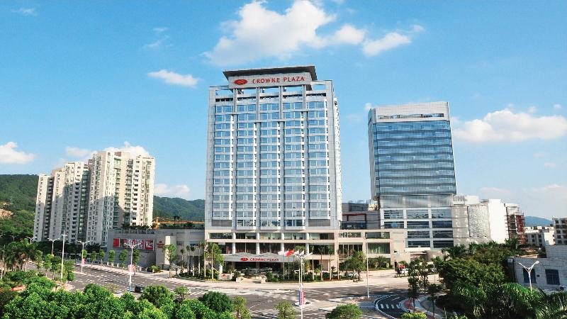 Crowne Plaza Wing On City - Hotel - 9