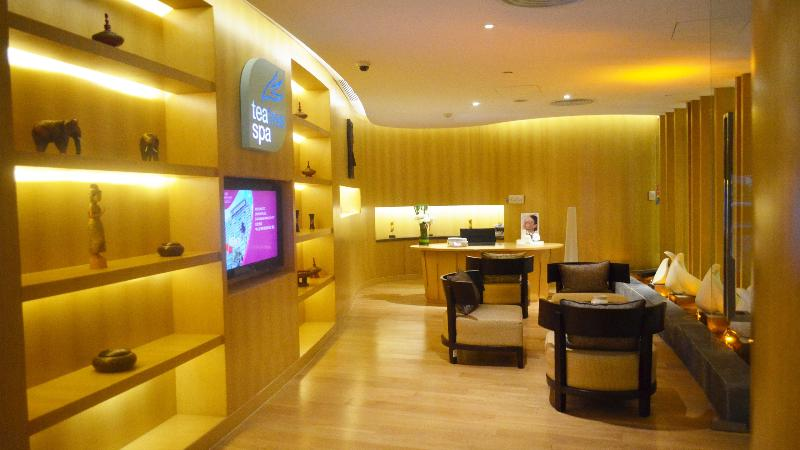 Crowne Plaza Wing On City - Sport - 6