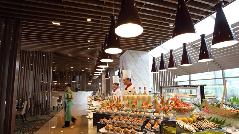Crowne Plaza Wing On City - Restaurant - 5