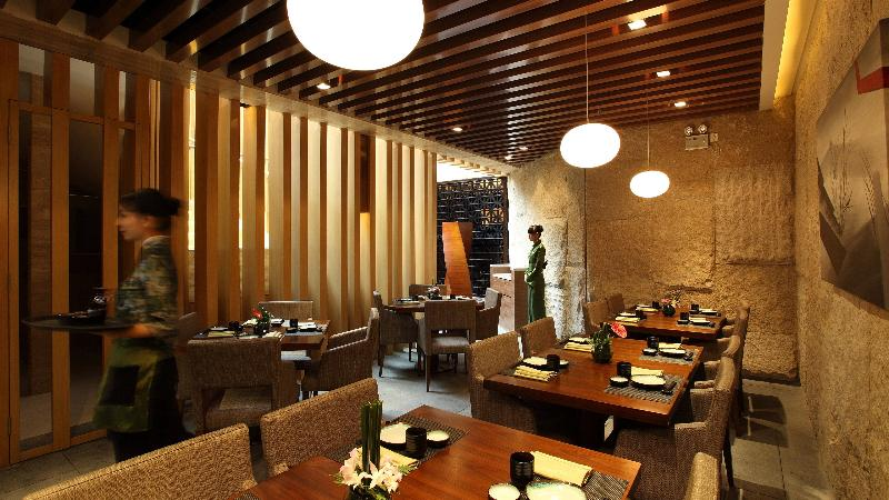 Crowne Plaza Wing On City - Restaurant - 18